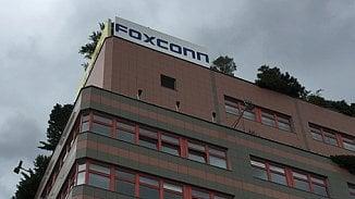 Lupa.cz: Foxconn v Česku buduje vývojovou centrálu