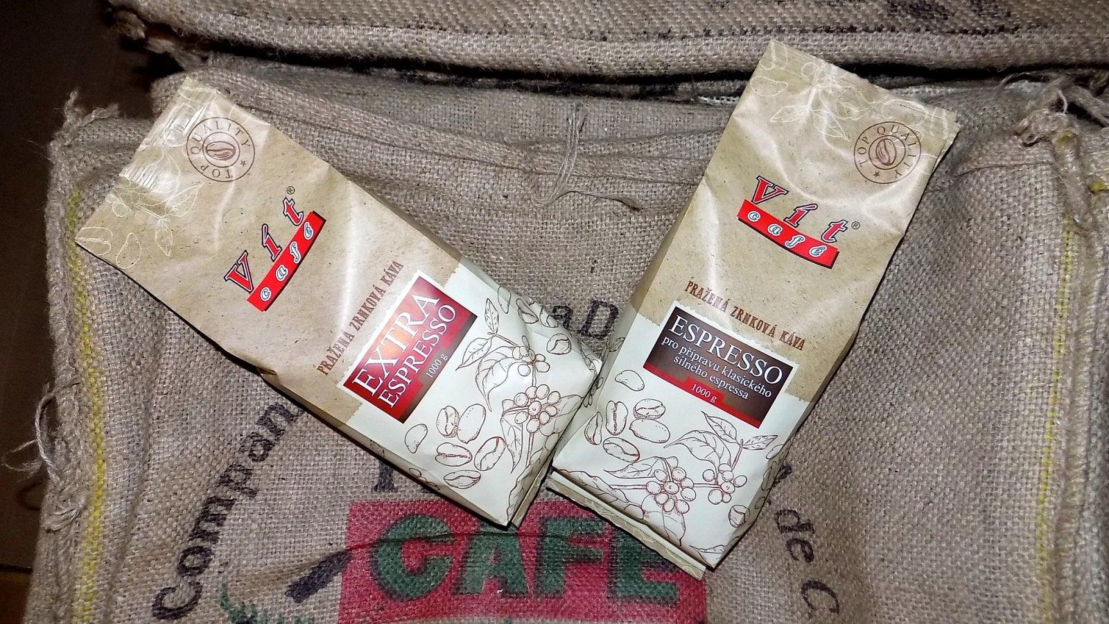 Nahlédněte do provozovny podnikatele s vlastní značkou kávy