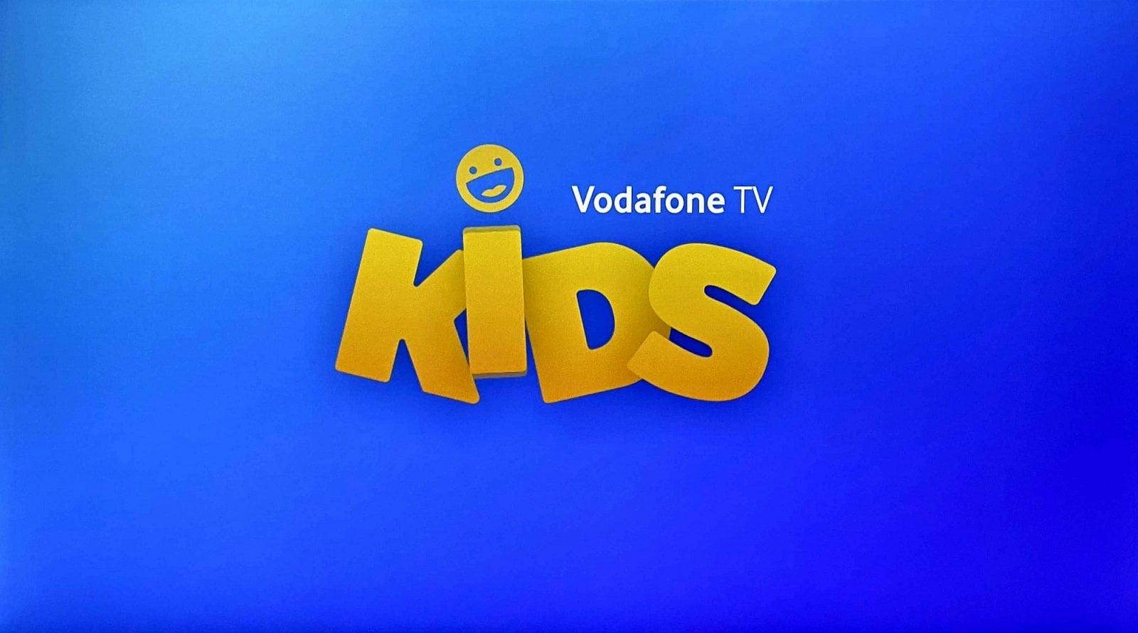 Vodafone TV Kids