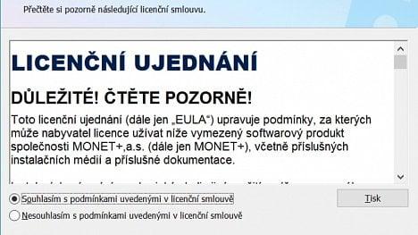 eObcanka - EULA