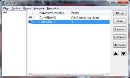 Pomocí HotkeyP si můžete vytvořit klávesovou zkratku téměř na cokoli