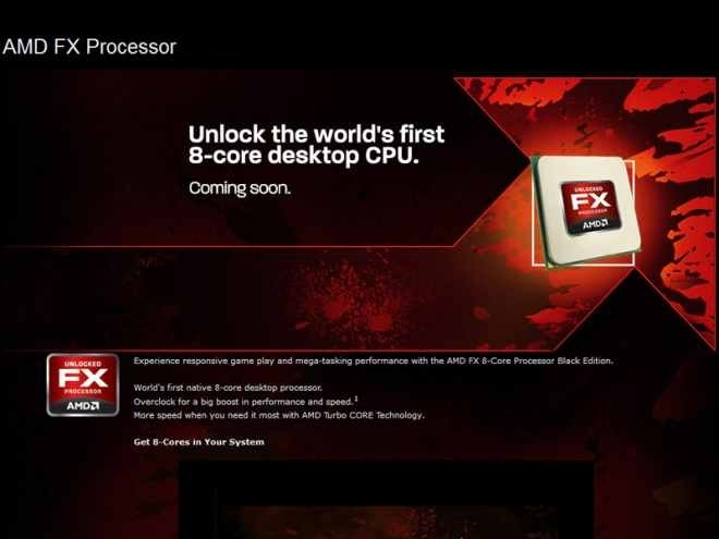 Dlouho očekávané a brzy k mání – to jsou procesory AMD FX třídy Bulldozer s osmi jádry