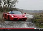 VIDEO: Ferrari Enzo na polní cestě