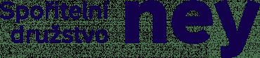 NEY spořitelní družstvo, oficiální logo.