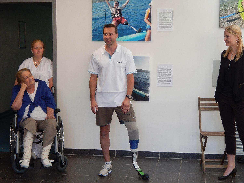 Sportuji s handicapem