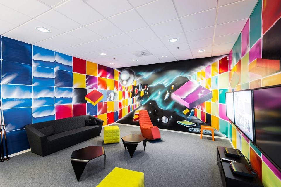 Datové centrum Facebooku ve švédském Luleå