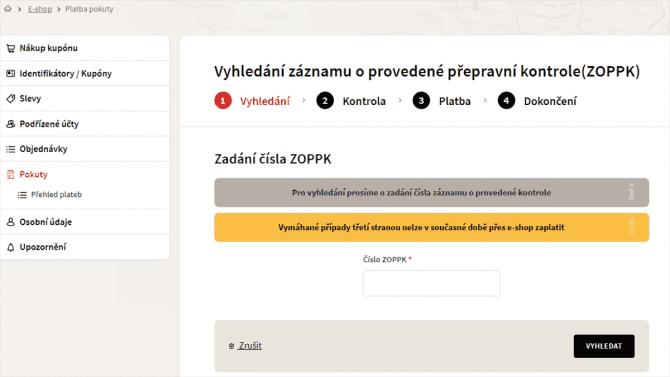 [aktualita] Pokutu za jízdu na černo v pražské MHD lze nově zaplatit online v e-shopu