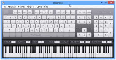 FreePiano klasický klavír nenahradí, zahrát se na něm přesto dá