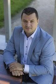 Oskar Baschier, obchodní a marketingový ředitele CCS (09(2016)