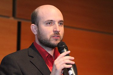 Michal Feix, výkonný ředitel Seznam.cz hovoří na konferenci IAC 2O12 o plánech firmy na letošní rok.