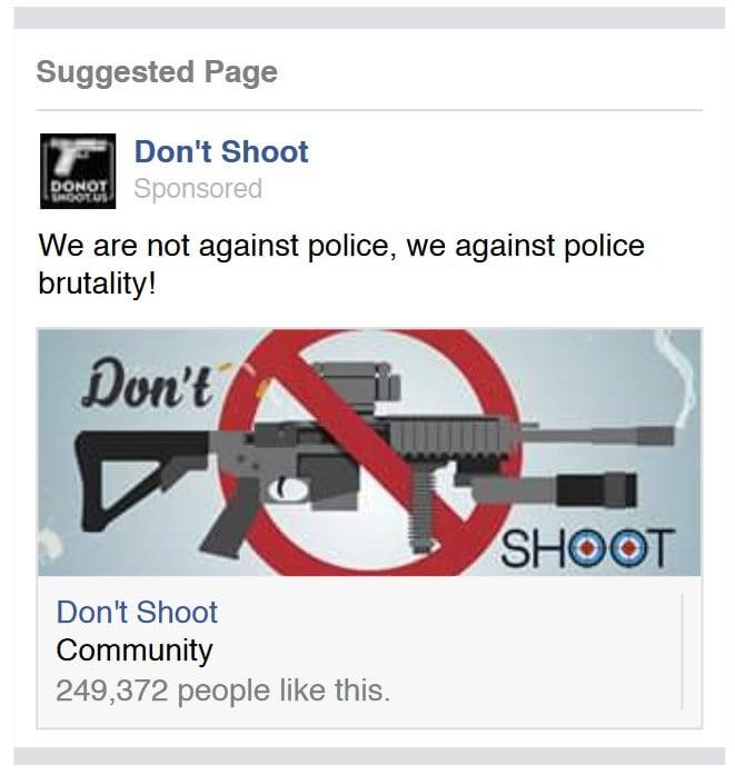 Propaganda na Facebooku a Instagramu: Ruskem placené reklamy