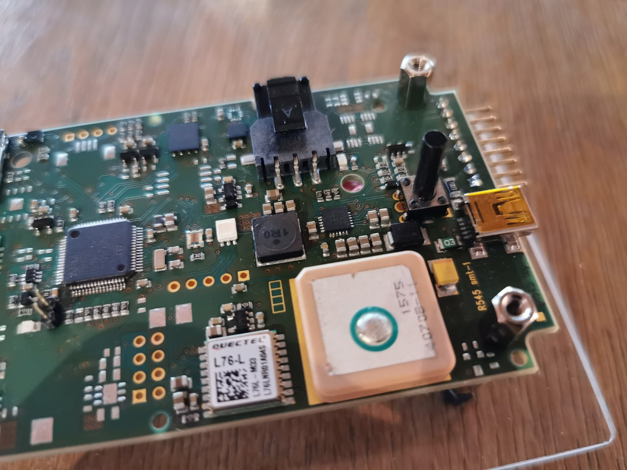 Prototypovací IoT modul od M2M Communication Holding (M2MC)