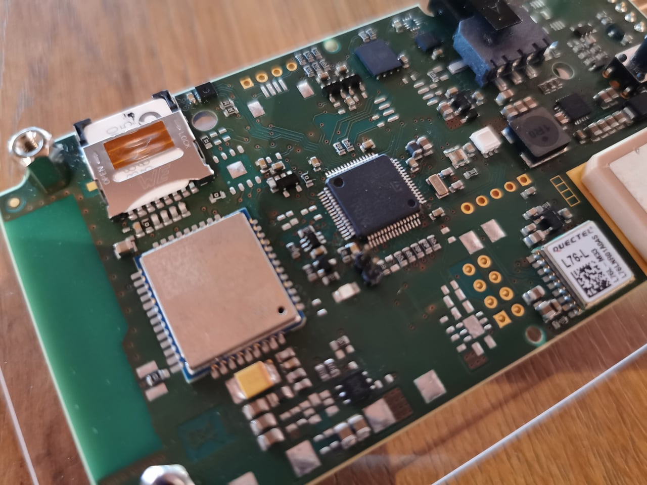 Prototypovací IoT modul od M2M Communication Holding (M2MC)