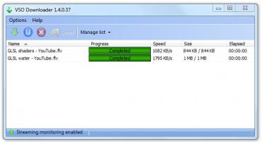 VSO Downloader - pohodlné stahování videí z mnoha známých serverů