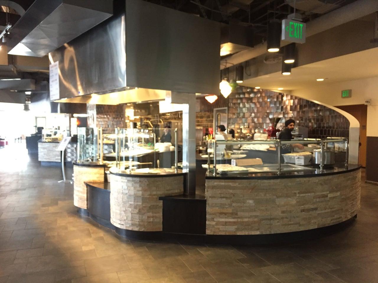 Centrála Microsoftu v Redmondu poblíž Seattlu