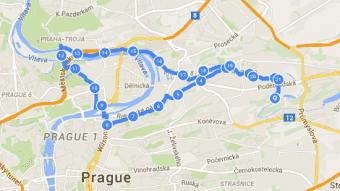 Lupa.cz: Sdílíte veřejně běhání a jízdu na kole?