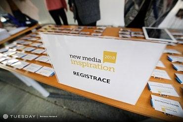 New Media Inspiration 2018