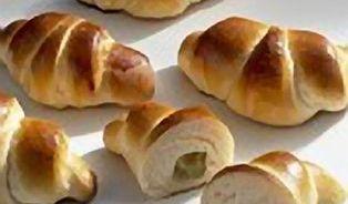 Co najdete v plněném pečivu? V brokolicové náplni bramborovou kaši
