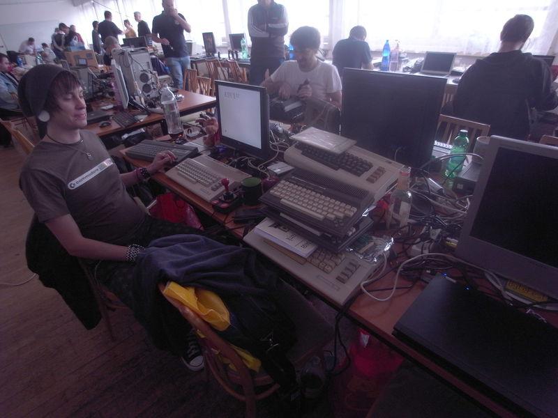 ByteFest 2013: setkání příznivců historických počítačů