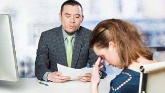 """Podnikatel.cz: """"Máte přítele?"""" Může se jí při pohovoru ptát?"""