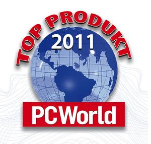 PC WORLD TOP PRODUKT 2011