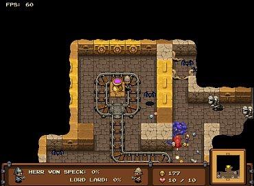 Obrázky ze hry Catacomb Snatch