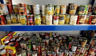 Jak darovat potraviny anezaplatit za to