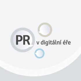 Logo PR v digitální éře 2017