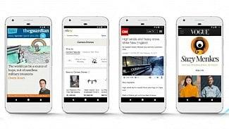 Lupa.cz: AMP od Googlu zrychluje weby. Jaké má háčky?