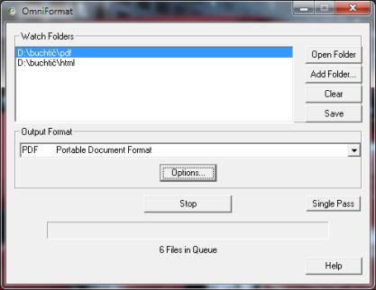 Pomocí OmniFormat převede téměř jakýkoli dokument na jiný