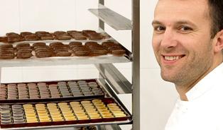 Martin a továrna na čokoládu: Musíte ochutnat a poznatrozdíl