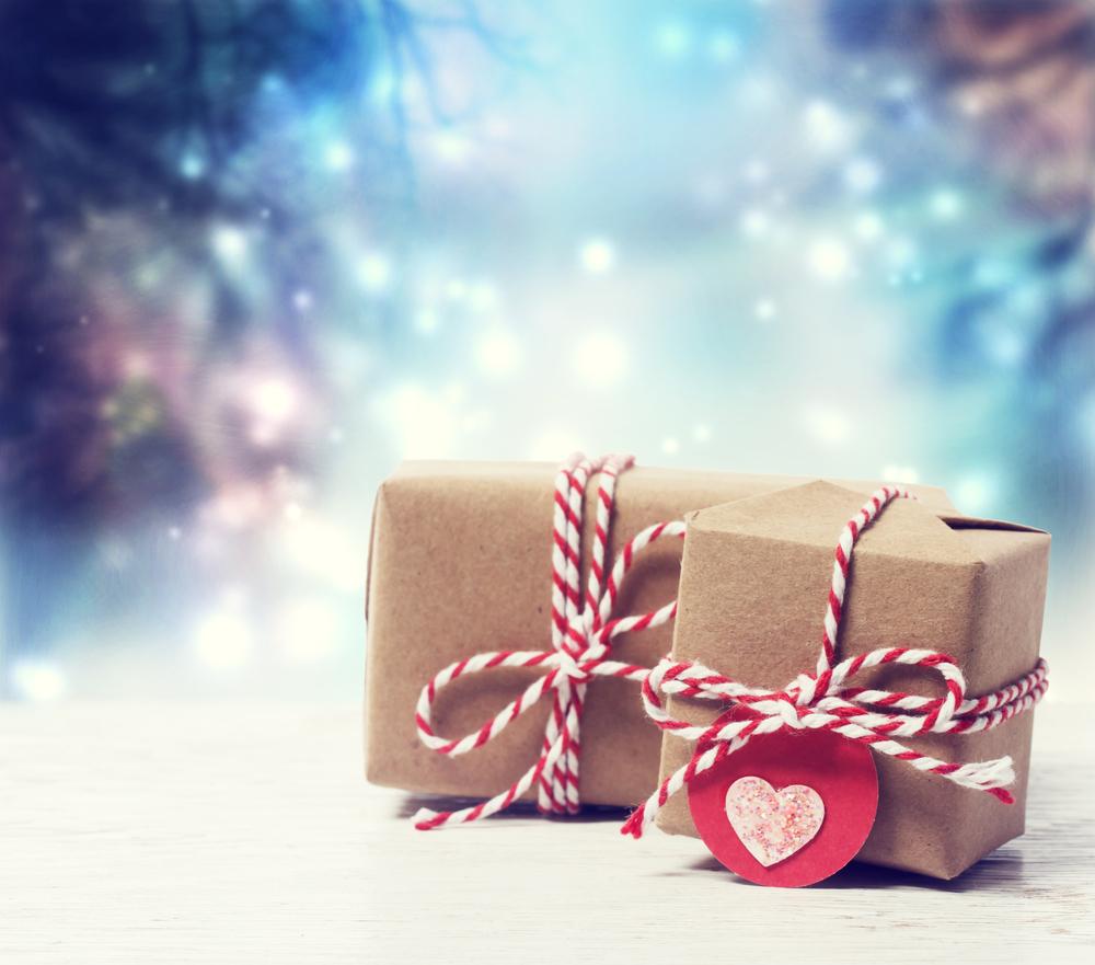 vánoce, dárek, dárky, svátky, ježíšek, stromeček