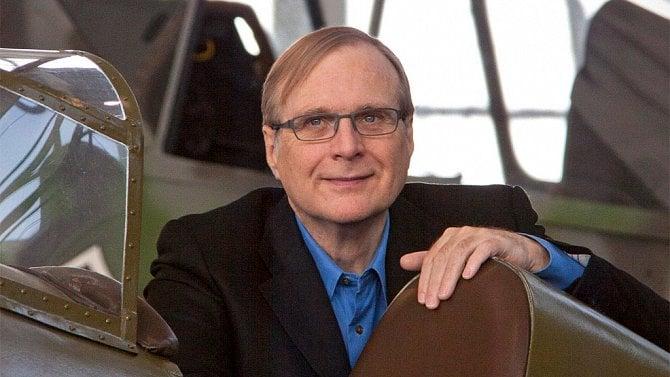 [aktualita] Zemřel Paul Allen, spoluzakladatel Microsoftu