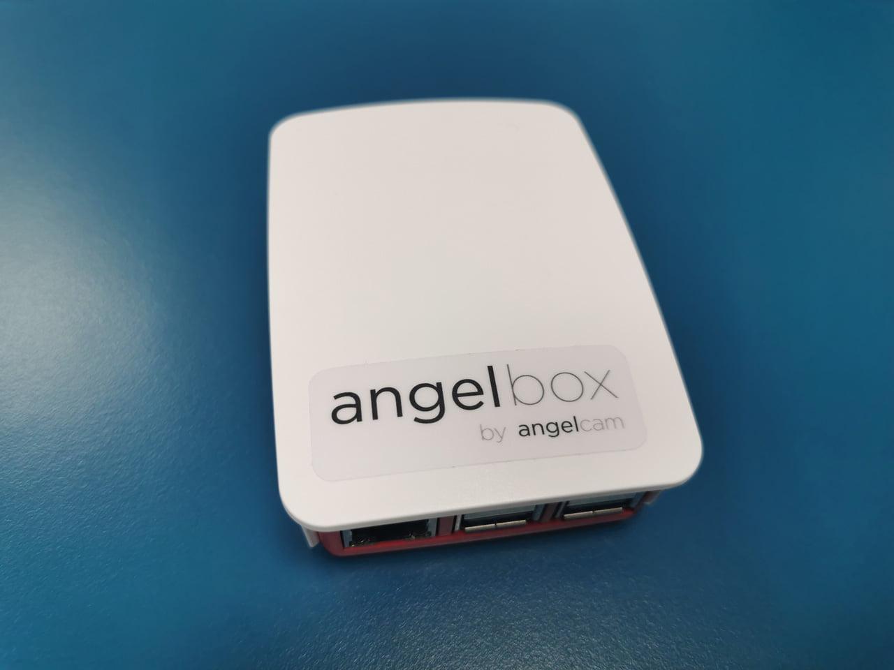 Angelbox od české společnosti Angelcam
