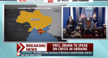 Desítky let neexistující Československo stále žije. Na mapách v médiích.