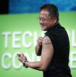 Jen-Hsun Huang, CEO Nvidia