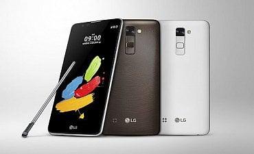 Nejspíše první mobilní telefon na světě podporující příjem digitálního rozhlasu DAB (DAB+) se jmenuje LG Stylus 2. U nás se s ním zatím nepočítá.