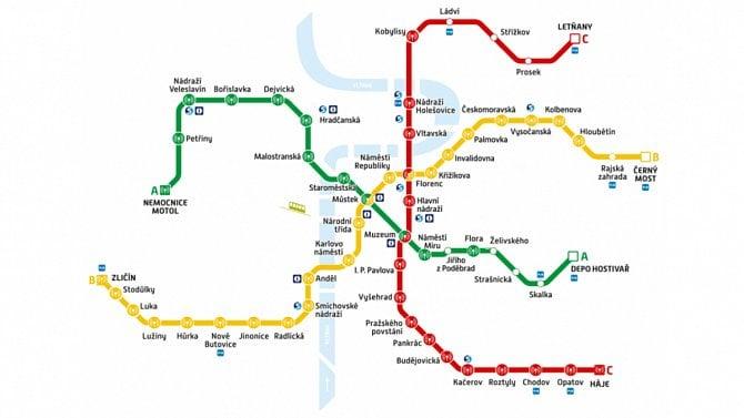 [aktualita] Další čtyři stanice pražského metra mají pokrytí LTE a 5G sítí