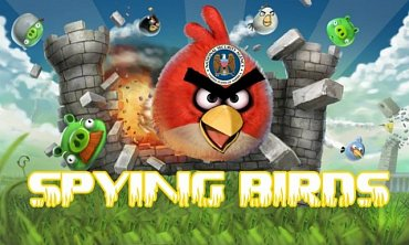 Hacknutí Angry Birds a donášení dat o hráčích NSA