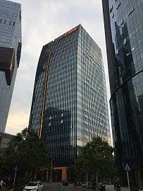 Mango Network Building v Shenzhenu, kde sídlí Whoolala