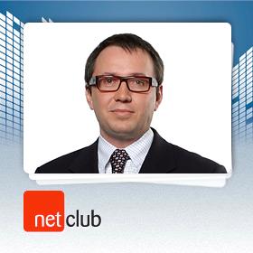 Logo NetClub s Pavlem Krbcem