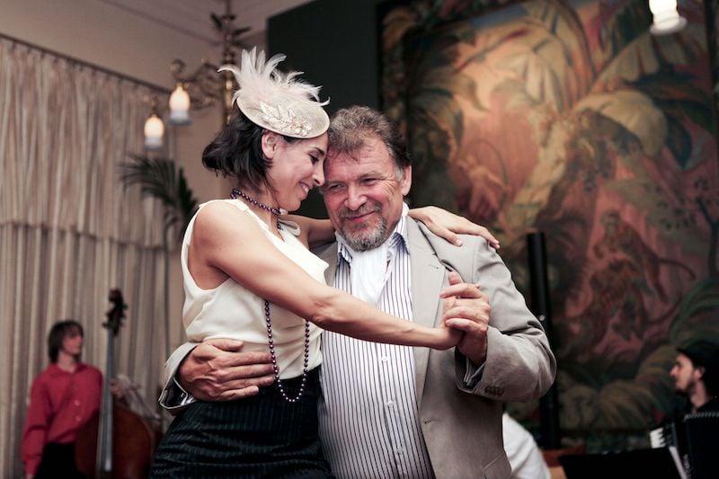Tango milují lidé z IT. Musí se totiž naučit jeho jazyk.
