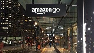 Lupa.cz: Obchod budoucnosti Amazon Go. Podívejte se