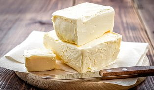Co je dobrého na tom, že máslo zdražilo
