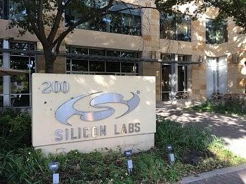 Silicon Labs v centru Austinu.
