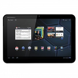 Android tablet Motorola Xoom.