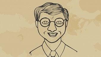 Podnikatel.cz: 10citátů Billa Gatese: tesat do kamene