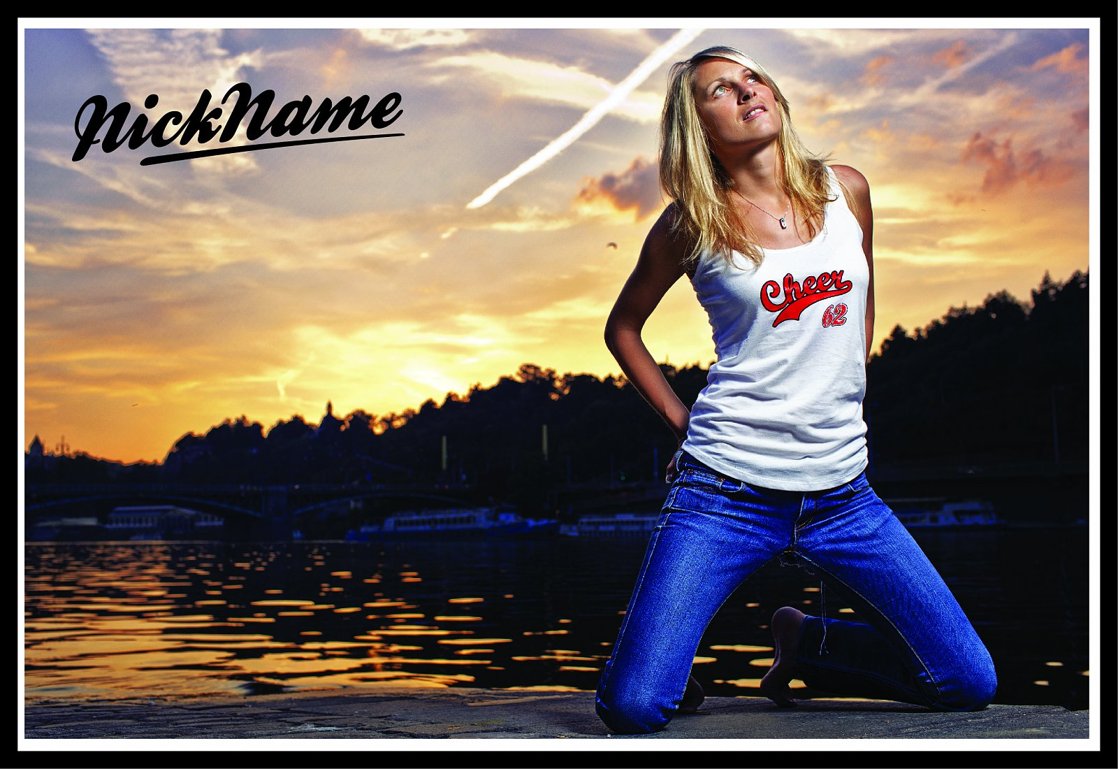 Originální trička, která se prodávají přes Facebook. Mrkněte