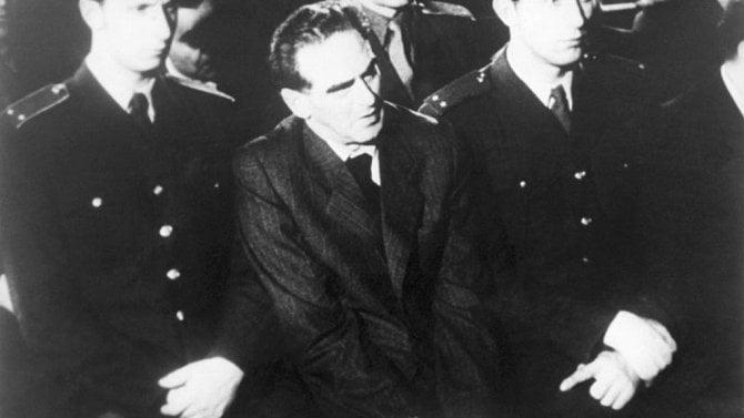 [aktualita] Radiožurnál tento týden odvysílá zrestaurovaný záznam procesu s Rudolfem Slánským