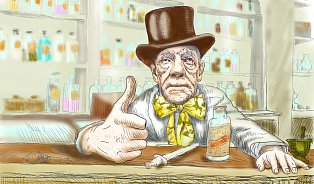 Bizarní historie opiátů